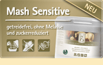 Mühldorfer Mash sensitive prebiotic