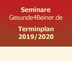 Seminare bei Gesunde4Beiner.de